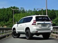 クリーンディーゼル、新型プラド 京都トヨタコラボバージョン