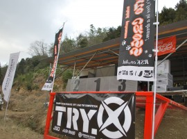 TRY-X 2017 オートクロスカップ